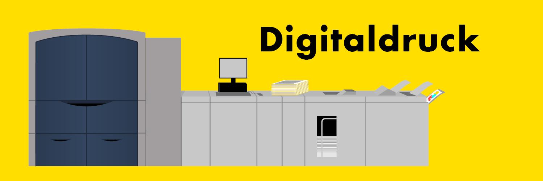Digitaldruck vom Profi