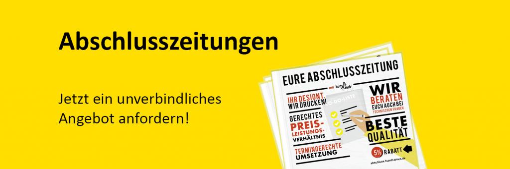Abschlusszeitung in Köln drucken lassen